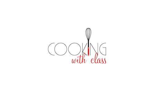 Cooking with class logo