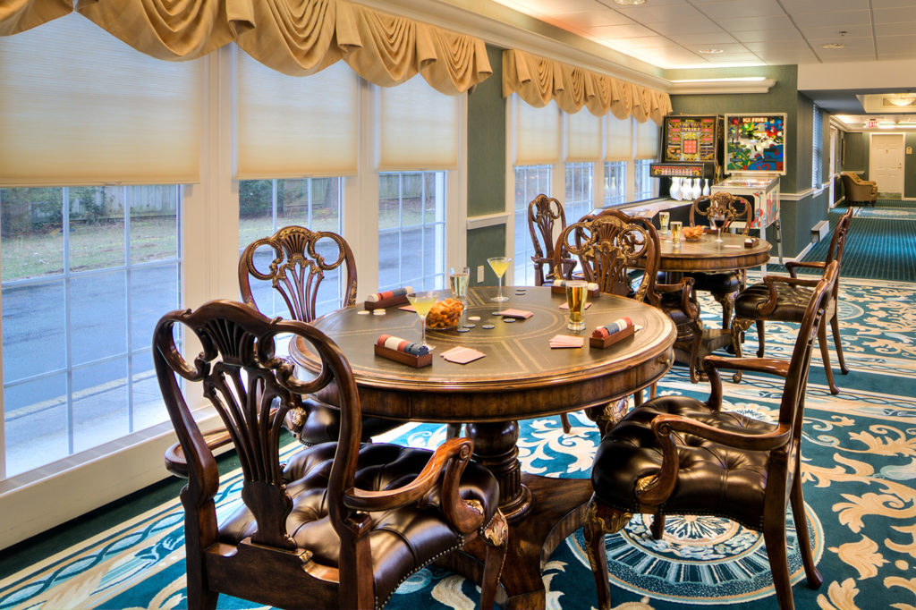Dining Area at Seaside Pointe