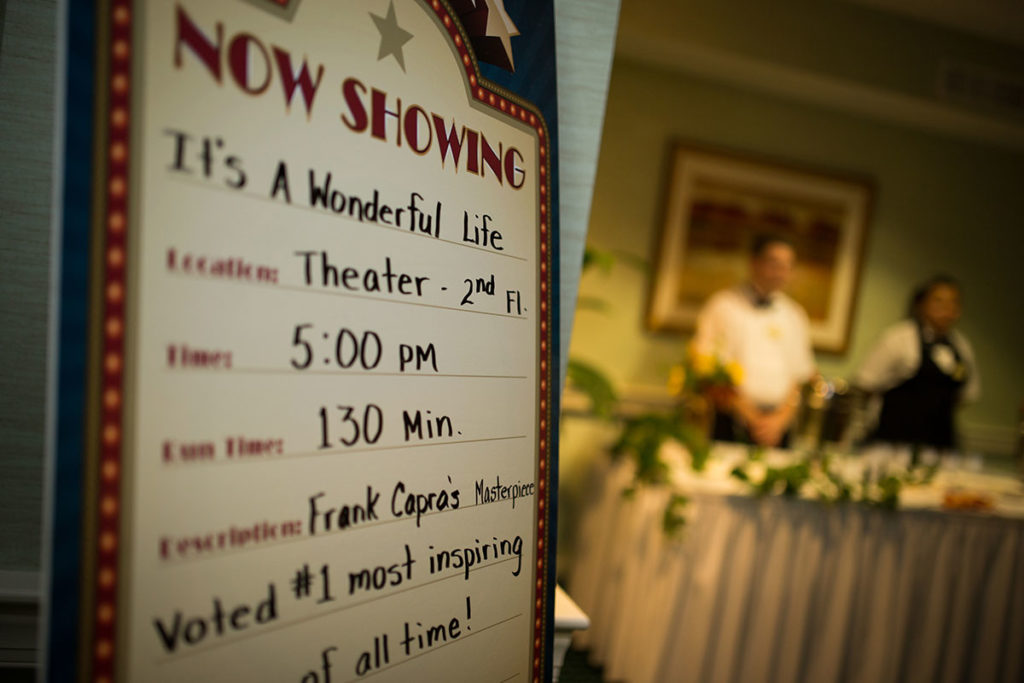 Brandywine Living at The Gables movie night show times