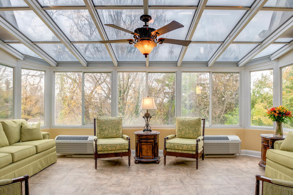 Haverford Estates Sun Room
