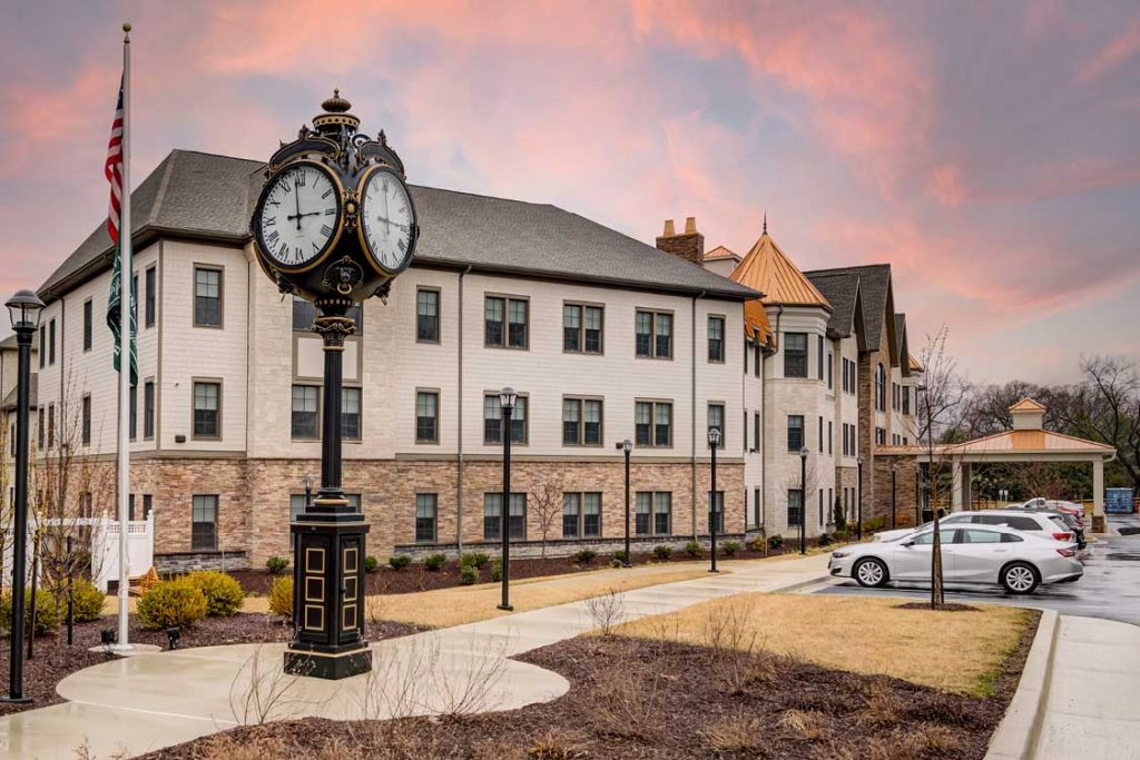 Brandywine Living at Potomac Senior Living Exterior