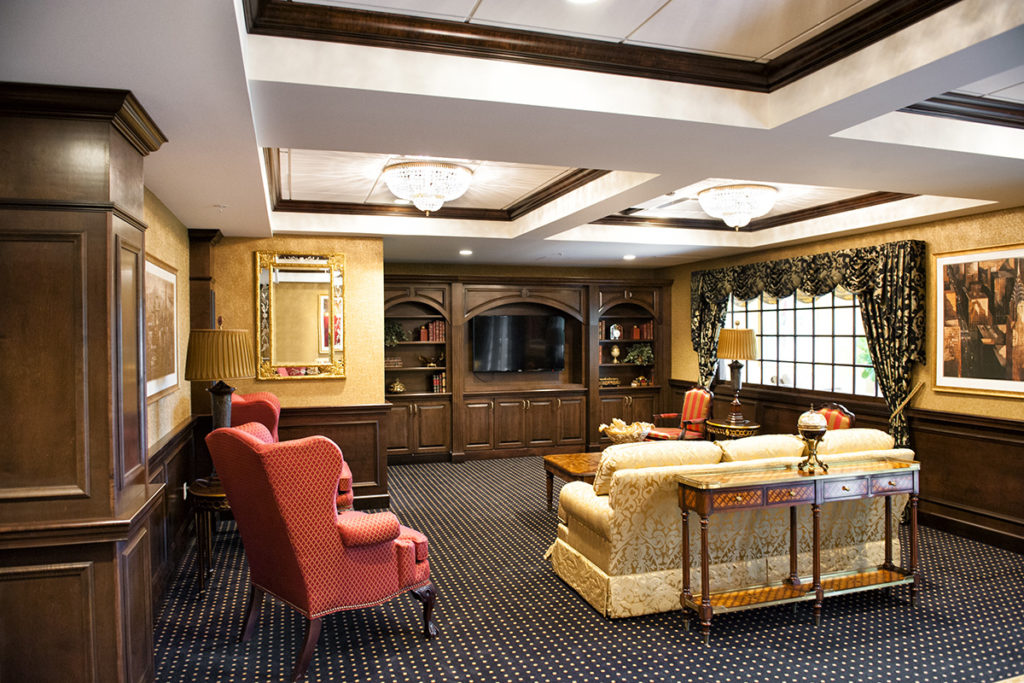 Lounge For Guests in Upper Providence