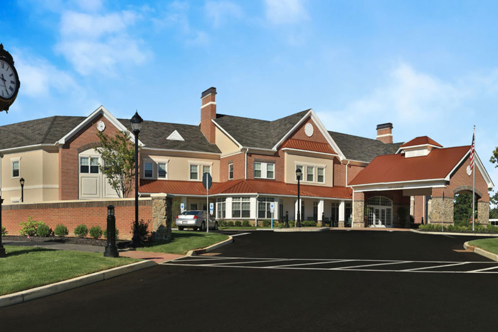 Brandywine Living at Voorhees - Front of Building