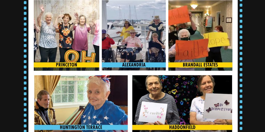 National Assisted Living Week Top Five Video Submissions